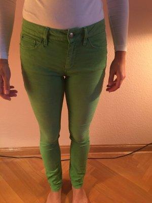 Grüne Skinny Jeans von Esprit