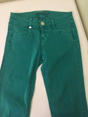 Grüne Skinny Jeans von Stradivarius