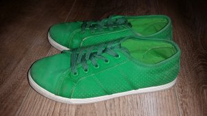 Lace Shoes green