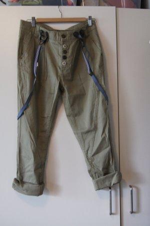 Boyfriend Trousers khaki