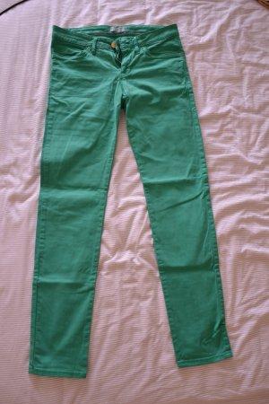 grüne Stoffhose von Springfield