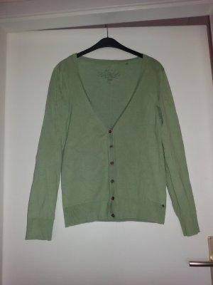 Grüne Strickjacke von Esprit