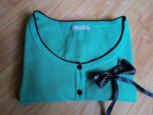 Grüne Strickjacke von H&M