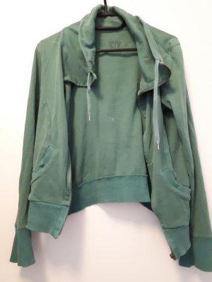 edc Veste chemise vert