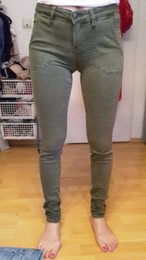 grüne Tally Weijl push up Jeans