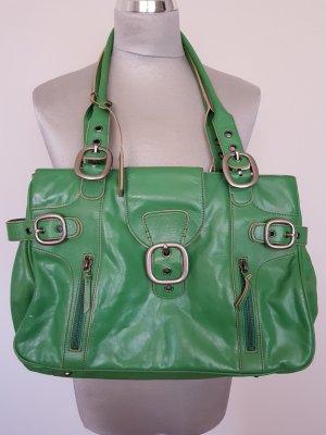 Grüne Tasche DKNY