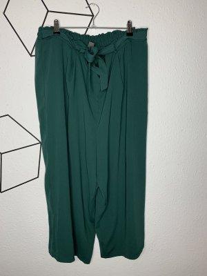 Grüne weite Culottes