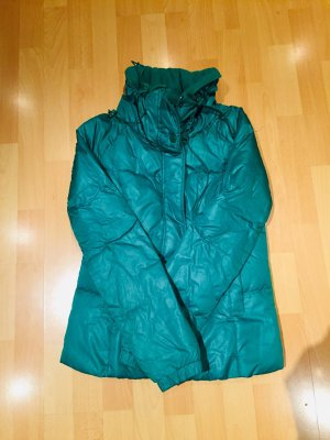 Zara Quilted Jacket green