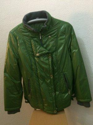 Grüne Winterjacke von Madeleine