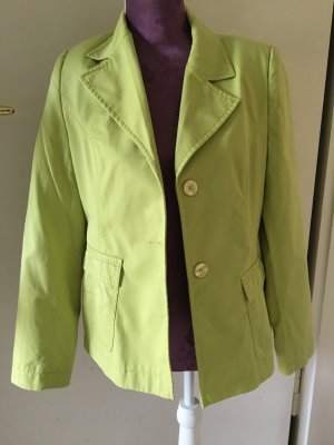 Conleys Wool Blazer green-meadow green