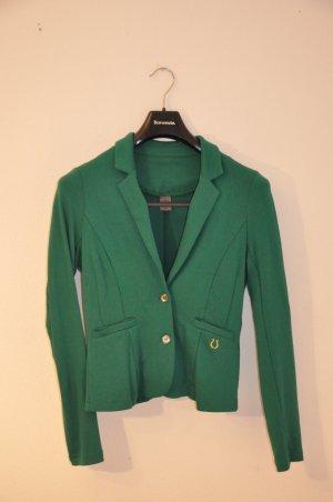 Grüner Blazer von Vera Mode