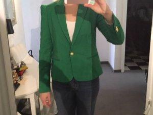 Grüner Blazer von Zara