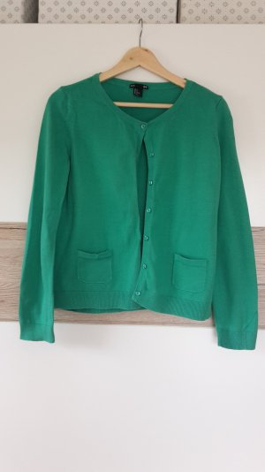 grüner Cardigan von H&M