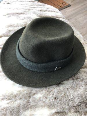 Cappello da caccia verde bosco