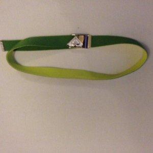 Grüner Gürtel von Roxy