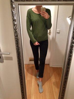 grüner H&M Pullover