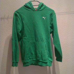 grüner Hoddy Puma...