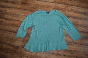 Grüner leichter Pullover Gr. S von H&M