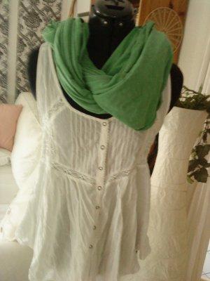 grüner Loop-schal Shirtstoff