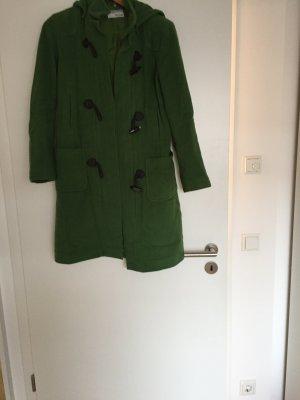 Grüner Mantel von Heine