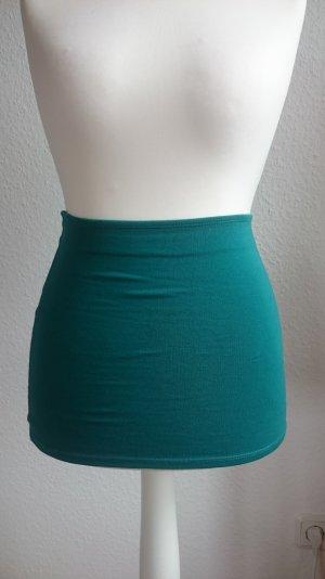 Grüner Minirock Größe 32