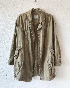 Grüner Parka/Coat von c&a