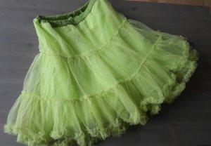 grüner Petticoat, one size