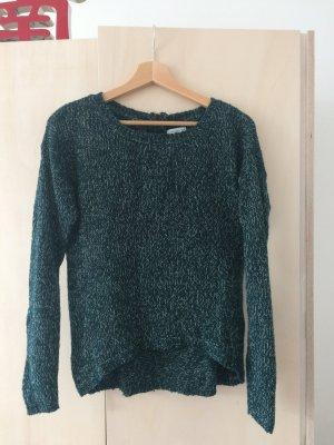 Grüner Pullover von JAQUELINE DE JONG