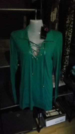 grüner Pullover von Melrose