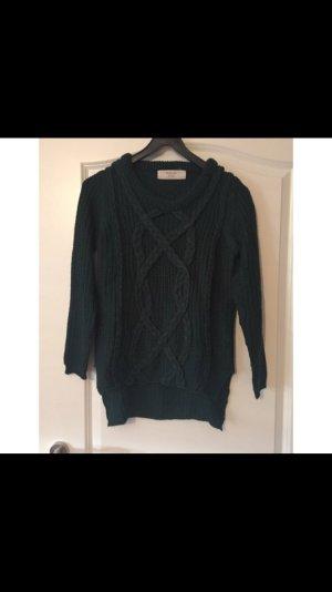 Grüner Pullover Zara!