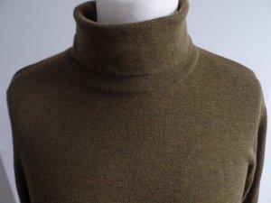 grüner Rollkragenpullover von Tom Tailor Denim; Gr. L