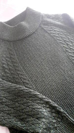 Grüner Rundhalspullover von H&M