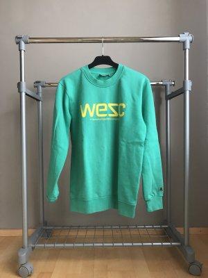 Grüner Wesc Pullover