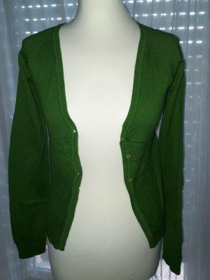 Grüner Zara Cardigan - ideal für Sommerabende