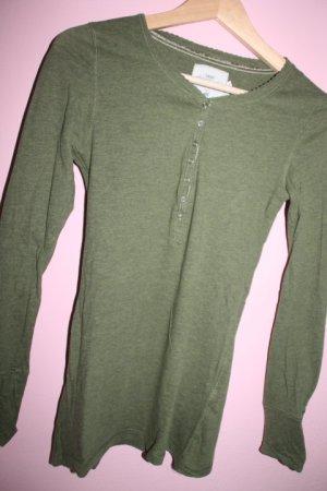 grünes Basicoberteil