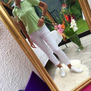 Grünes Brax Golf Polo