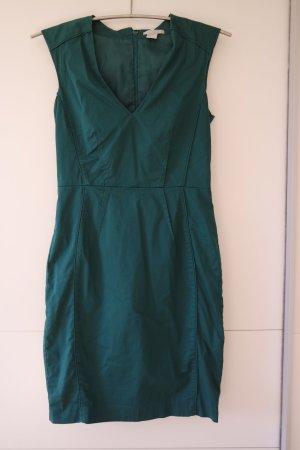 Grünes Etuikleid von H&M, Größe 36