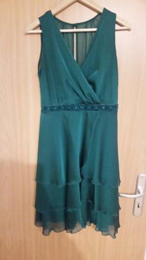 grünes festliche  Kleid von C&A
