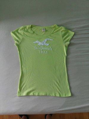 Grünes Hollister T-Shirt