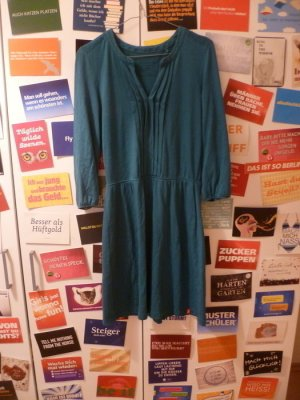 Grünes Kleid von edc, Basic, Blogger, Boho