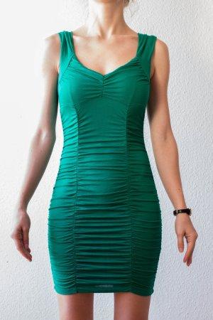 Grünes Kleid von H&M