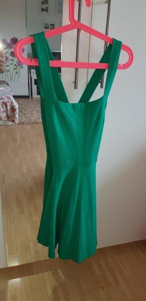 grünes Kleid von Zara in Größe S
