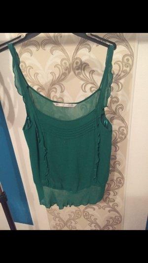 Grünes leichtes Zara Top