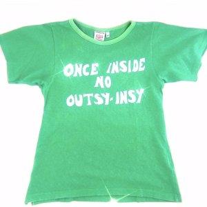 Grünes Levi's Vintage T-Shirt