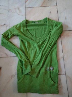 Grünes Longsleeve
