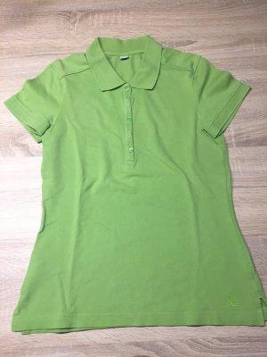 Grünes Poloshirt S.Oliver