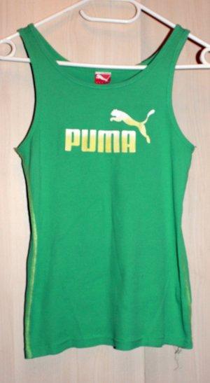 Grünes Puma Top Gr. 36