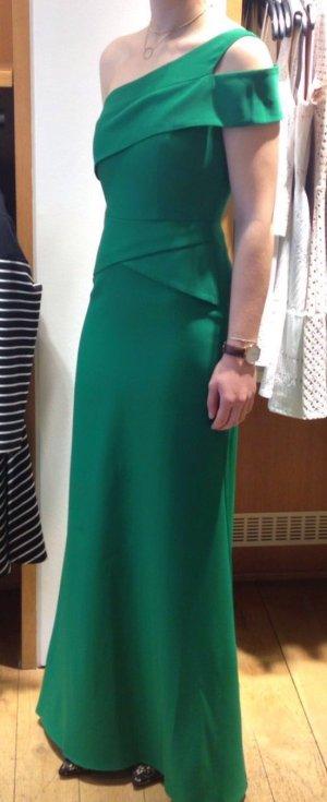 Grünes sehr elegantes Abendkleid