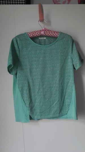 grünes Shirt Promod!