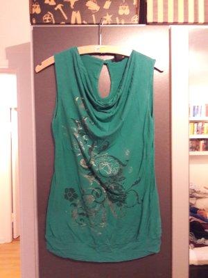 Grünes Shirt von H&M